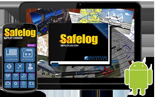 Safelog For Android App Version