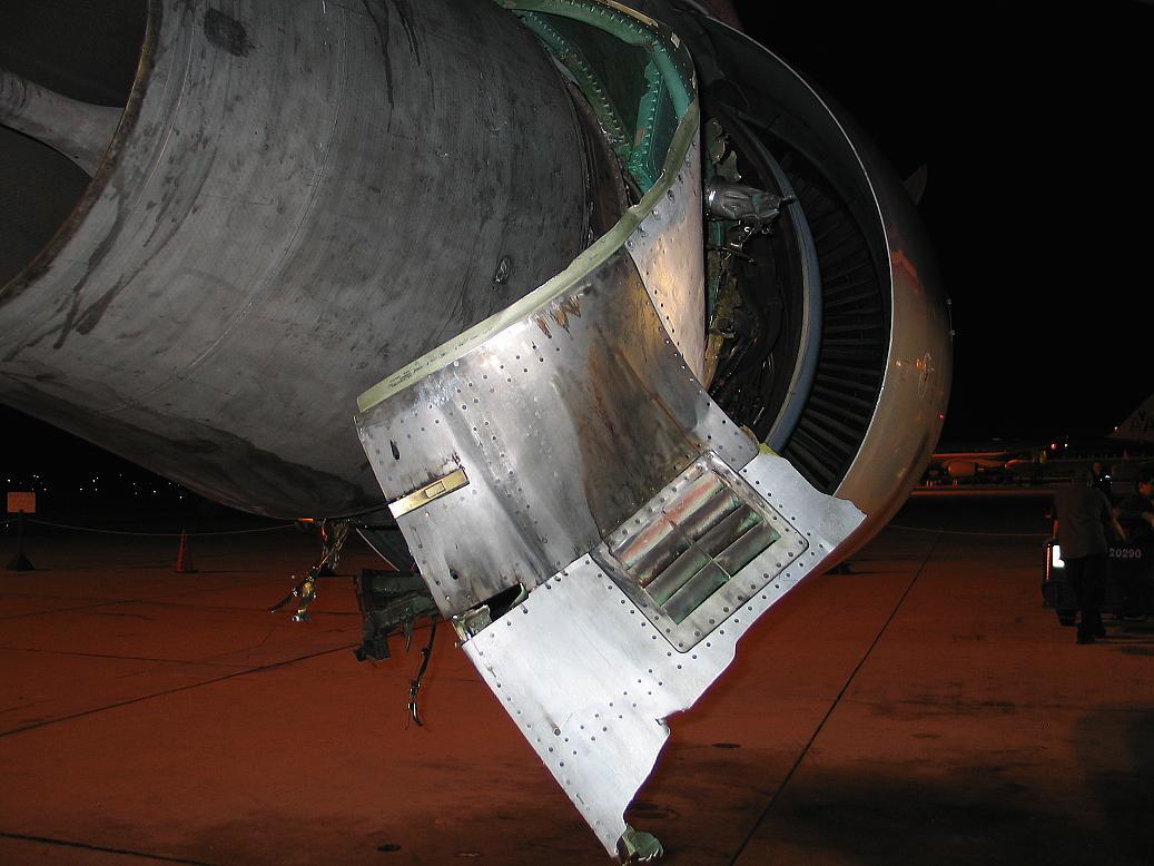 Aa 767 High Pressure Turbine Failure