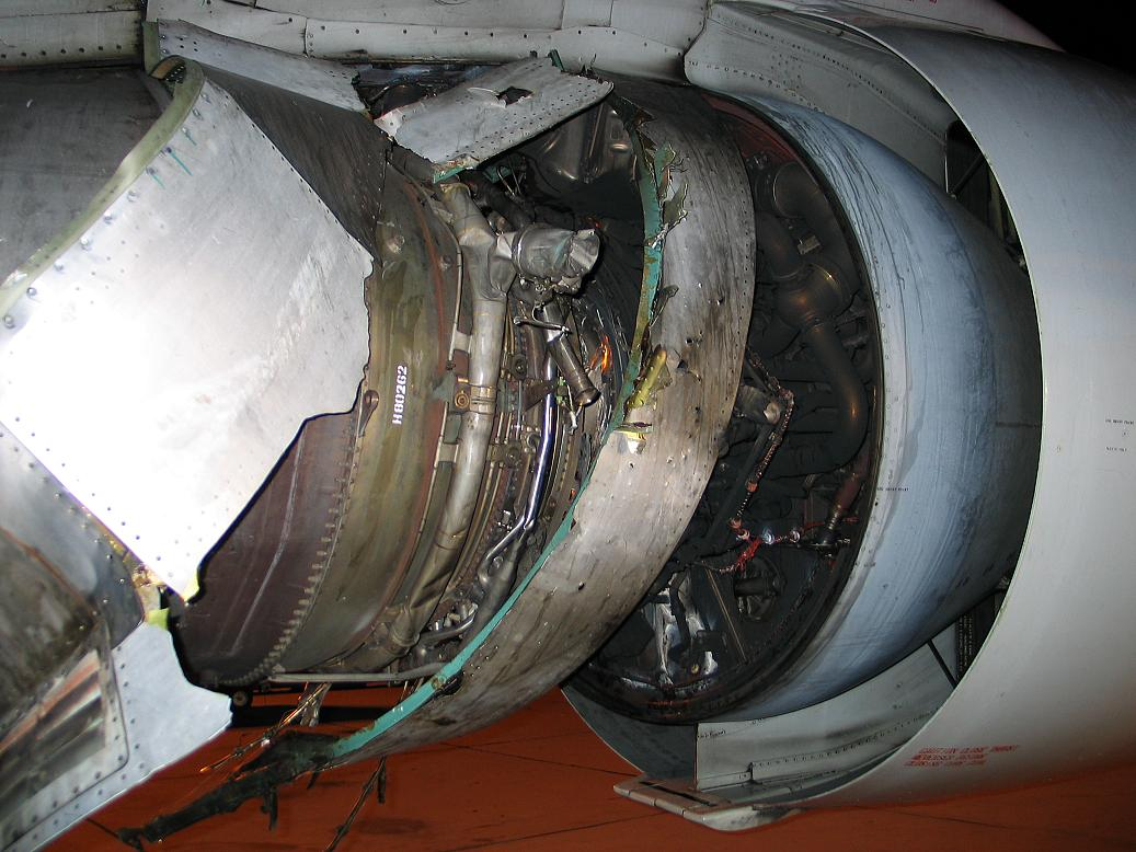 Aa 767 High Pressure Turbine Failure