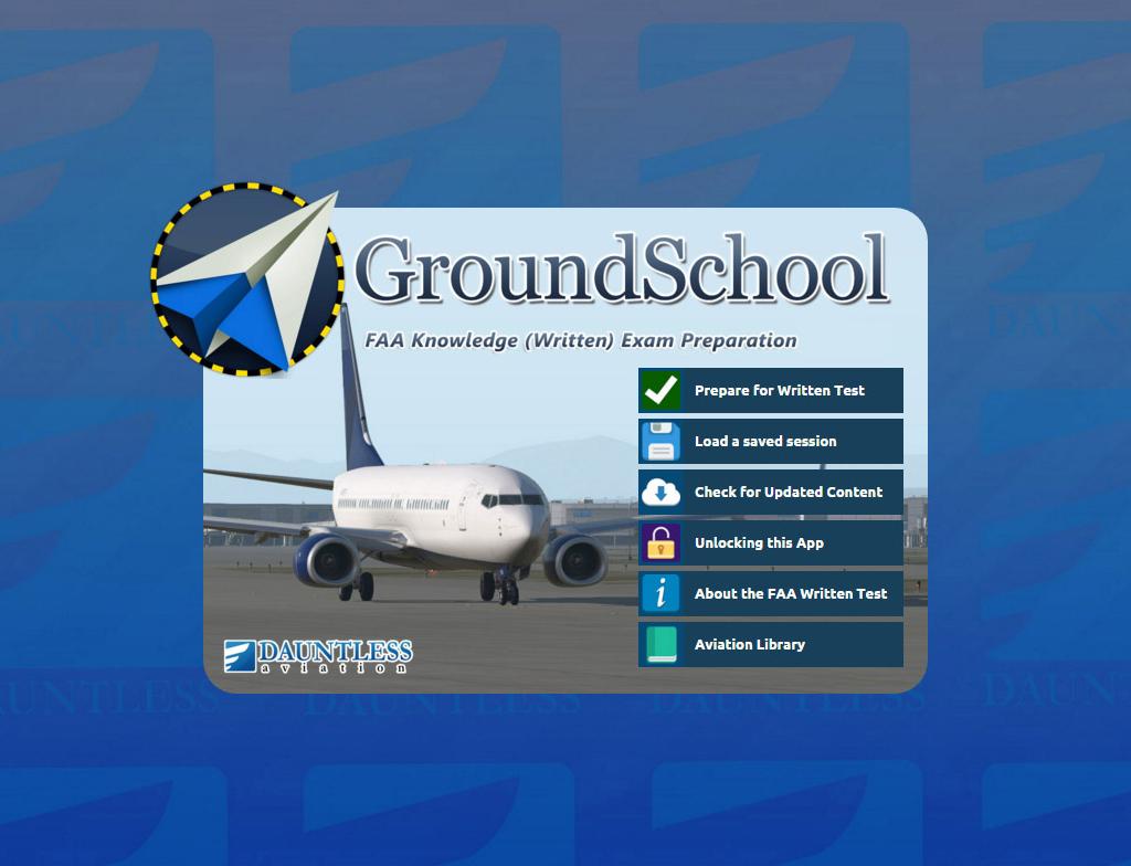 Atp written ground school