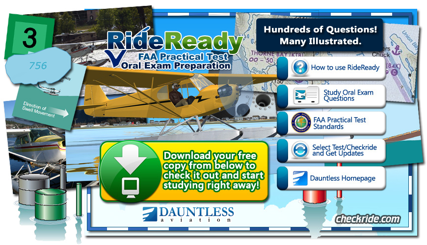 Seaplane Rating Screen Shots