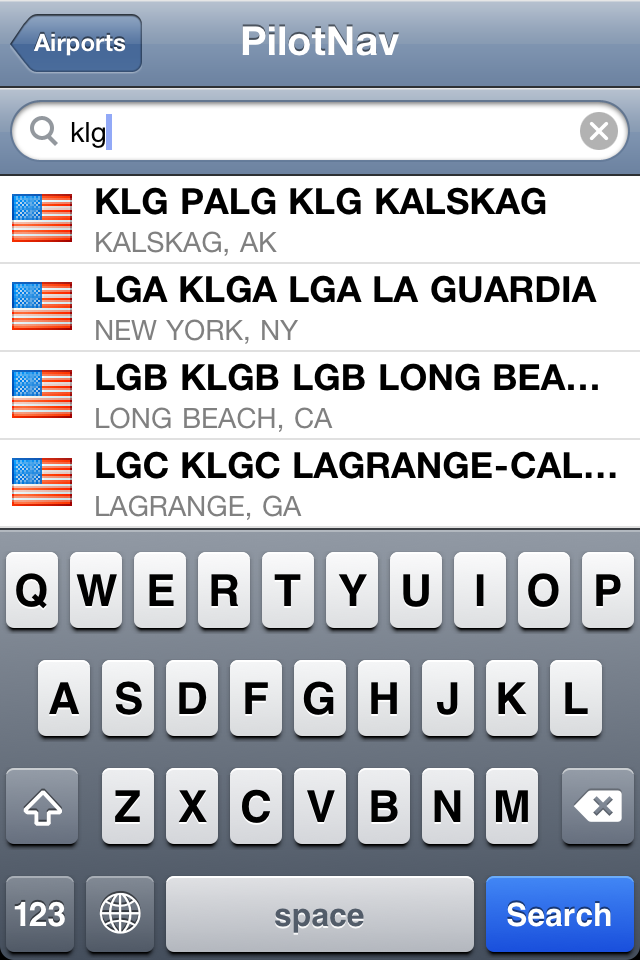 Safelog Pilot Logbook iPhone/iPad Screenshot 6