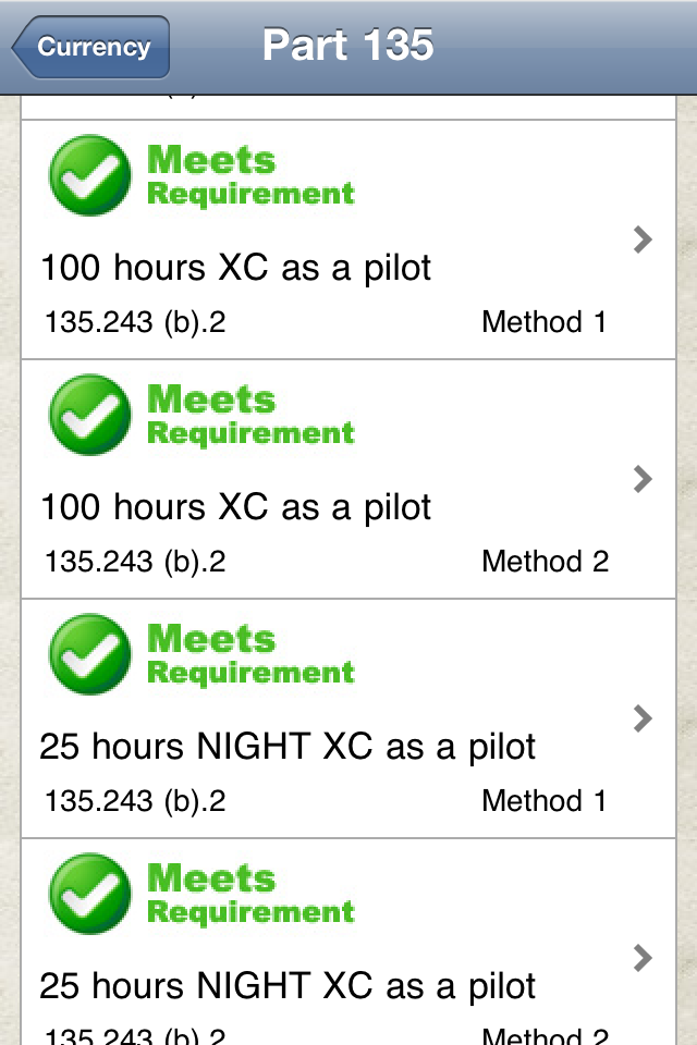 Safelog Pilot Logbook iPhone/iPad Screenshot 14