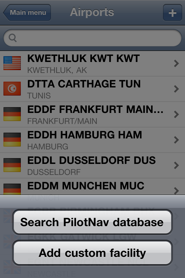 Safelog Pilot Logbook iPhone/iPad Screenshot 19