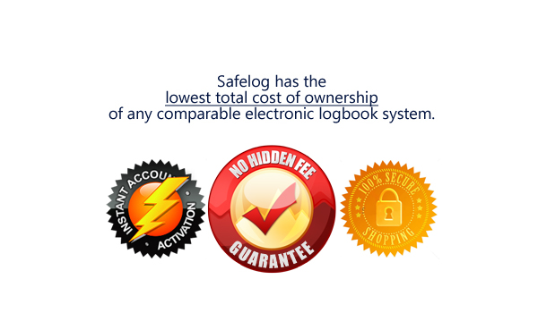 Safelog - Great Value!