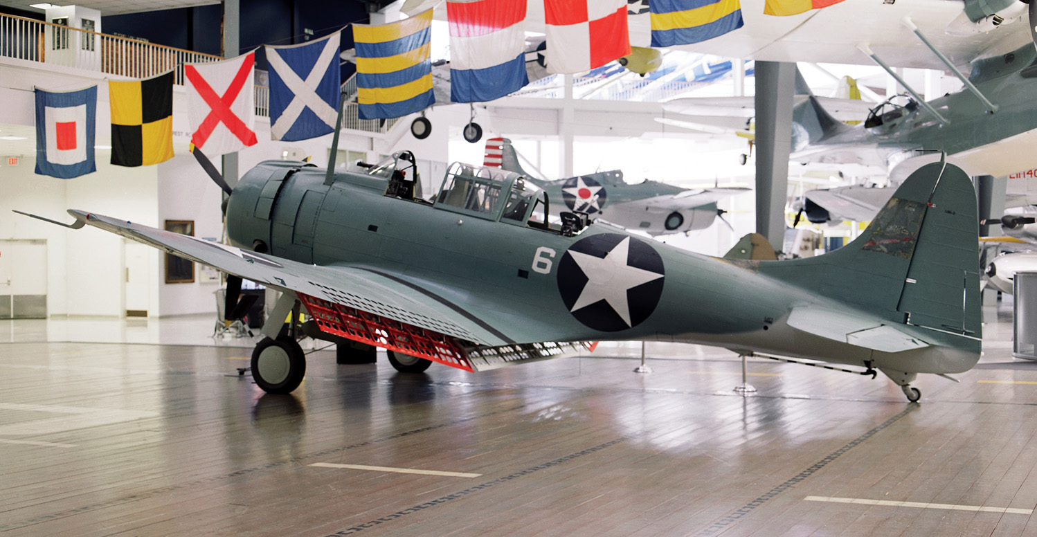 About The Sbd Dauntless