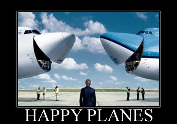 happy planes aviation humor,Funny Airplane Jokes